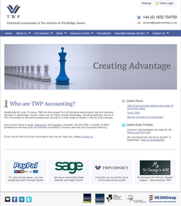 Websites for Accountants